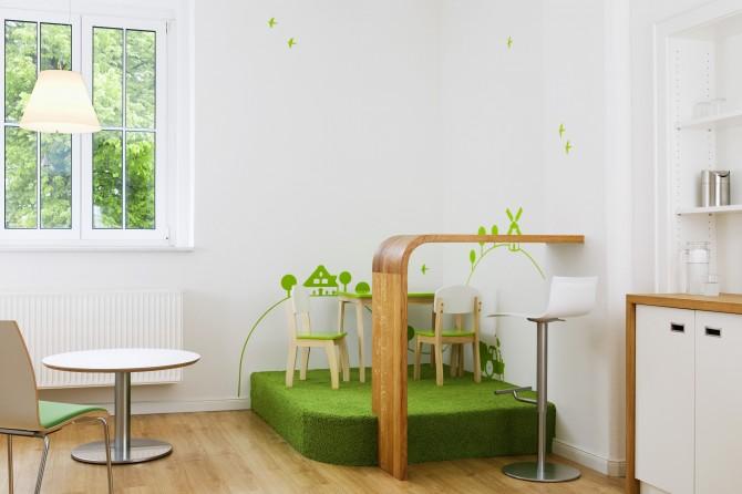 Zahnarztpraxis schreiber und westendorff neumann kafert for Innenarchitektur wismar